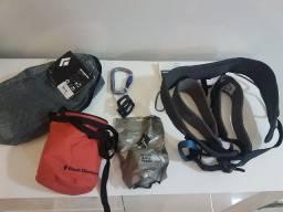 Escalada Rock Climbing Kit Completo NOVO