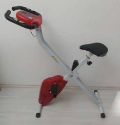 Bicicleta Ergométrica - Dobrável