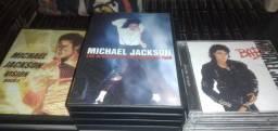 Cd e Dvd Michael Jackson