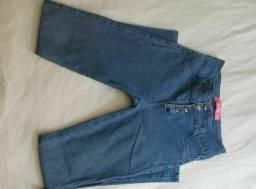 Calça jeans streech 40