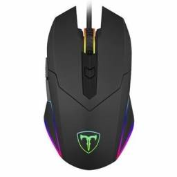 Título do anúncio: [Novo] Mouse Gamer Lance Corporal RGB T-Dagger