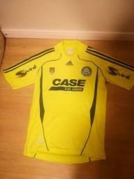 Título do anúncio: Vendo Camiseta Adidas Palmeiras modelo 3