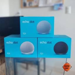 ALEXA - Echo Dot 4 - Pronta entrega!