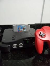 Nintendo 64 Completo Super Conservado