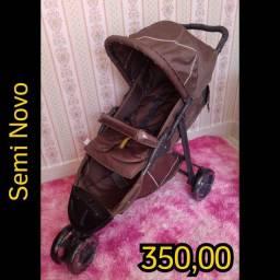 Carrinho de bebe semi-novo