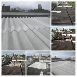 Título do anúncio: Telhados - Construção e Reparos