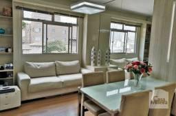 Apartamento à venda com 3 dormitórios em Monsenhor messias, Belo horizonte cod:326130