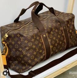 Vendo Mala de Mão Louis Vuitton Weekender Beaubourg GM Monogram