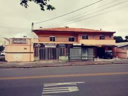 Apartamento Sobre loja, com 4 quartos e 02 suites em Cajuru - Curitiba - PR