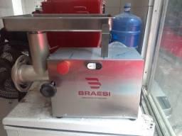 Picador Moedor Carne Boca 10 Bmc-10/1 G2 Braesi Bivolt 1/2cv