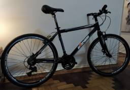 Bicicleta Eleven Crossride 600 aro 26, 21 marchas
