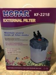 Título do anúncio: Filtro Canister hopar kf-2218