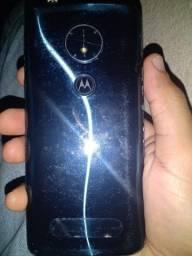 Moto G6 play carregador e fone