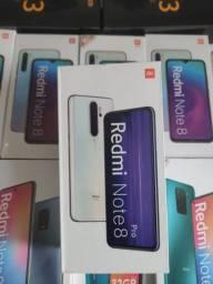 Receba seu Xiaomi Hoje! Redmi Note 8 Pro ..Novo Lacrado com garantia!