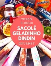 Curso: Lucrando com sacolé, geladinho, dindin Gourmet