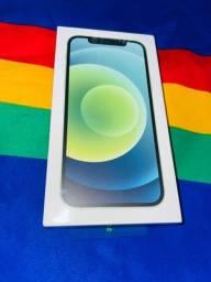 iPhone 12 verde lacradinho