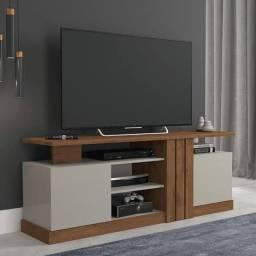 Rack Cristal Tv até 60''