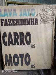 Lava jato Fazendinha