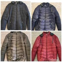 Liquidação!! Jaquetas Plus Size G1, G2,G3 com capuz removível de 299.00 por 199.00