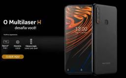 Smartphone Multilaser H 128gb 6gb ram