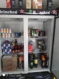 Cervejeira, freezer, expositor culler.