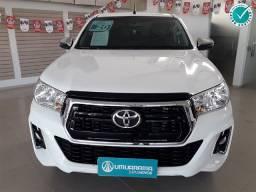 Título do anúncio: Toyota Hilux 2.7 SRV 4X4 CD 16V FLEX 4P AUTOMÁTICO