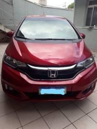 Título do anúncio: Honda Fit LX 1.5 2019/2019 baixíssima quilometragem!