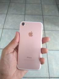 iPhone 7 Rose 32GB - ESTADO DE NOVO