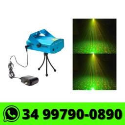 Título do anúncio: Mini Laser Projetor Holográfico