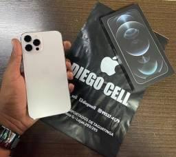 IPhone 12 Pro Max 256 Gigas - Divido no cartão