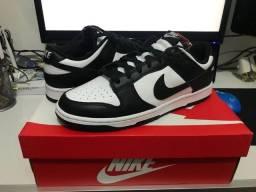 Título do anúncio: Nike Dunk Low White Black