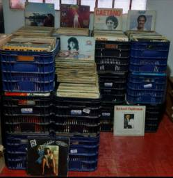 VINIL - LOTE C/5000 LPS