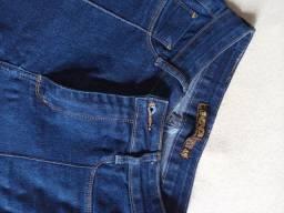 Calça jeans feminina n°40 R$9,99