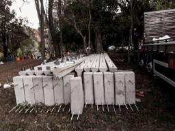 Título do anúncio: Estrutura pré-moldado de concreto para barracão 15x25 - NOVO