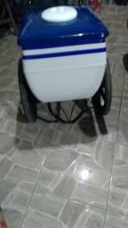 Aluguel carrinho de picolé para festas!!