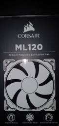 Fan Corsair ML120 kit 2 unidades
