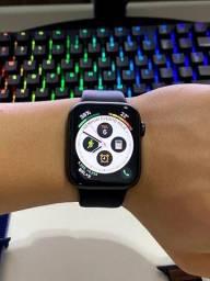 Apple Watch Series 5 44mm GPS+Celular Preto