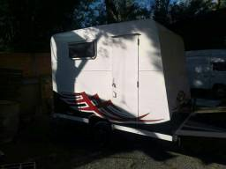 Vendo ou troco trailer de turismo