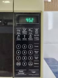 Microondas grill bosch 27 L