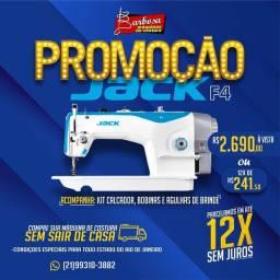 Título do anúncio: RETA JACK F4 110V NOVA COMPLETA