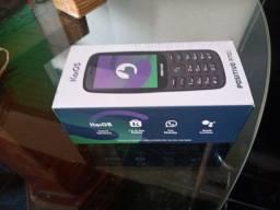 Vendo esse celular positivo pega whatsapp e Facebook novo valor 230 reais