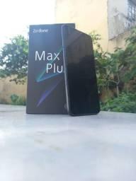 Zenfone max plus m2, com nota fiscal(aceito propostas)