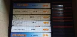 Oportunidade lote com 18 fitas originais Tectoy para Master System leiam a Descrição