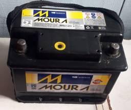 Bateria de carro moura