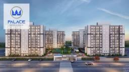 Apartamento com 2 dormitórios à venda, 45 m² por R$ 150.680,00 - Pompéia - Piracicaba/SP