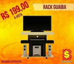 RACK GUAIBA com RODEIRAS