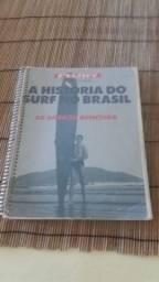 Revista história do Surf (50 anos)