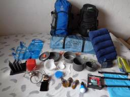 Equipamento Para Camping - Montanhismo (lote 32 Itens)