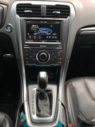 Ford fusion titanium blindado NIJIIIA - 2015