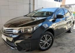 Toyota Corolla GLI 1.8 Automático - 16/17 - 19 mil km - 2016